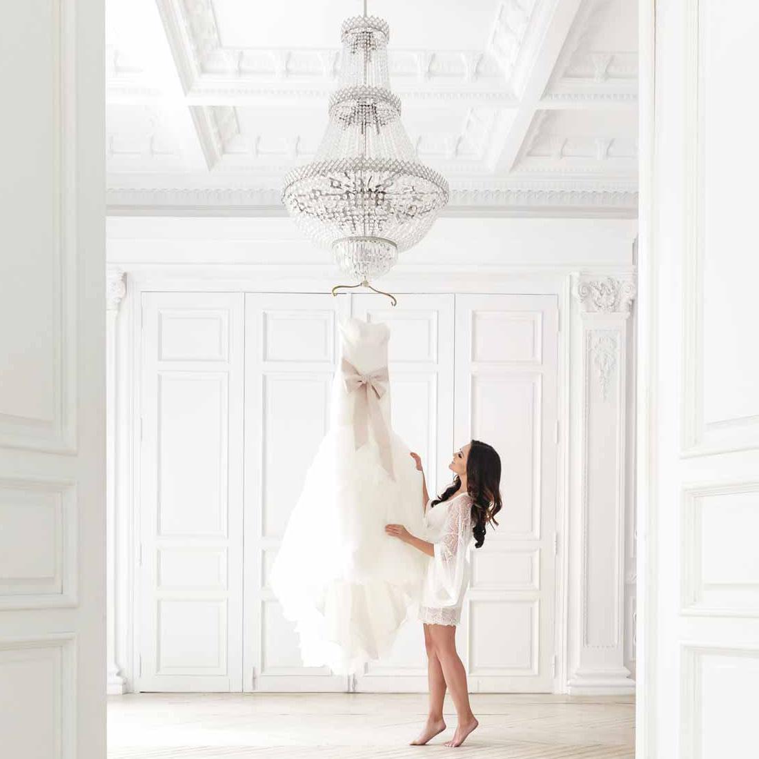 Wedding Dress Garter: Patioucha – Wedding Store